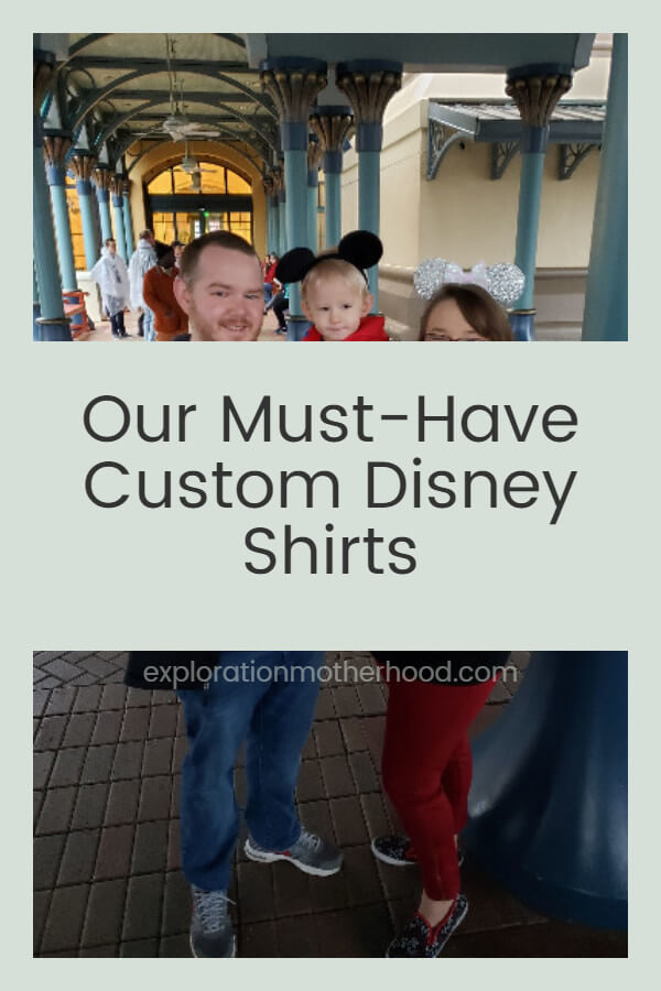 Our Must-Have Custom Disney Shirts