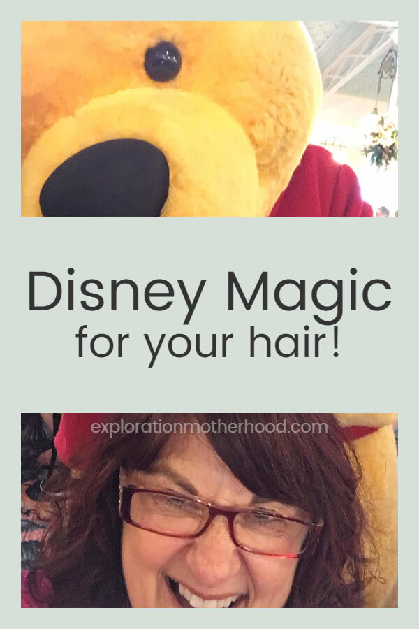 Disney Magic for Your Hair!