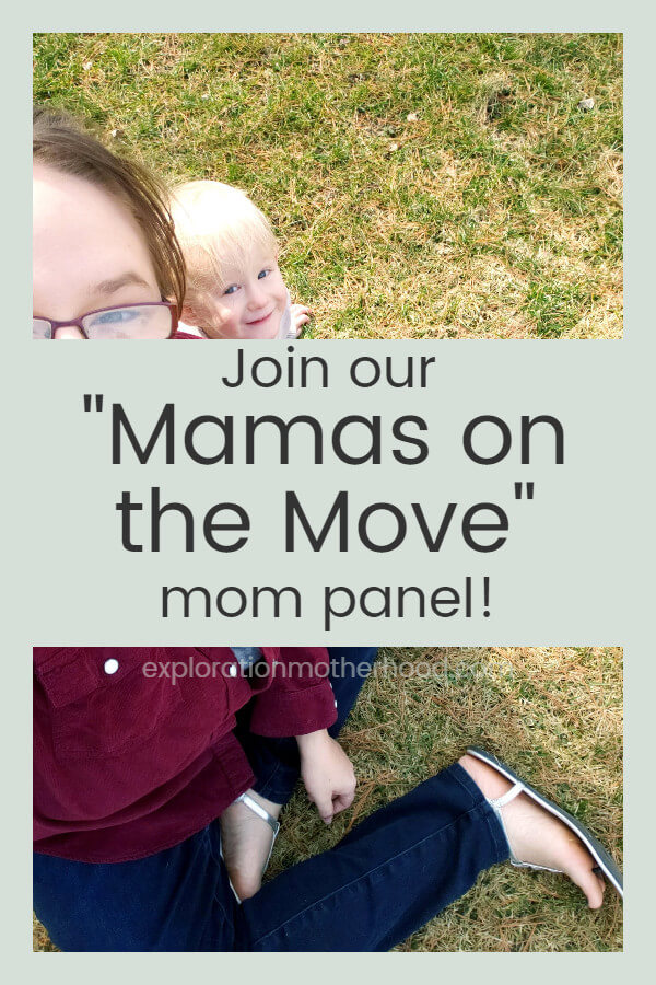Traveling Mom?  Become an Official Mama on the Move!
