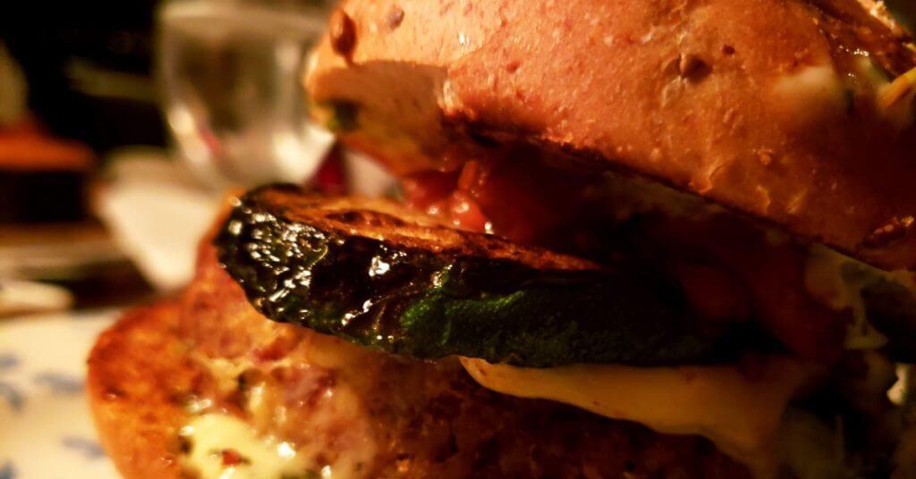 burger from Raglan Road, exploration motherhood