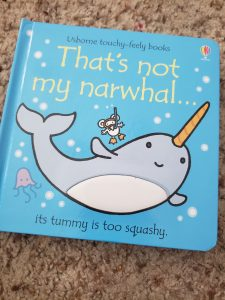 That's not my narwhal Usborne Books