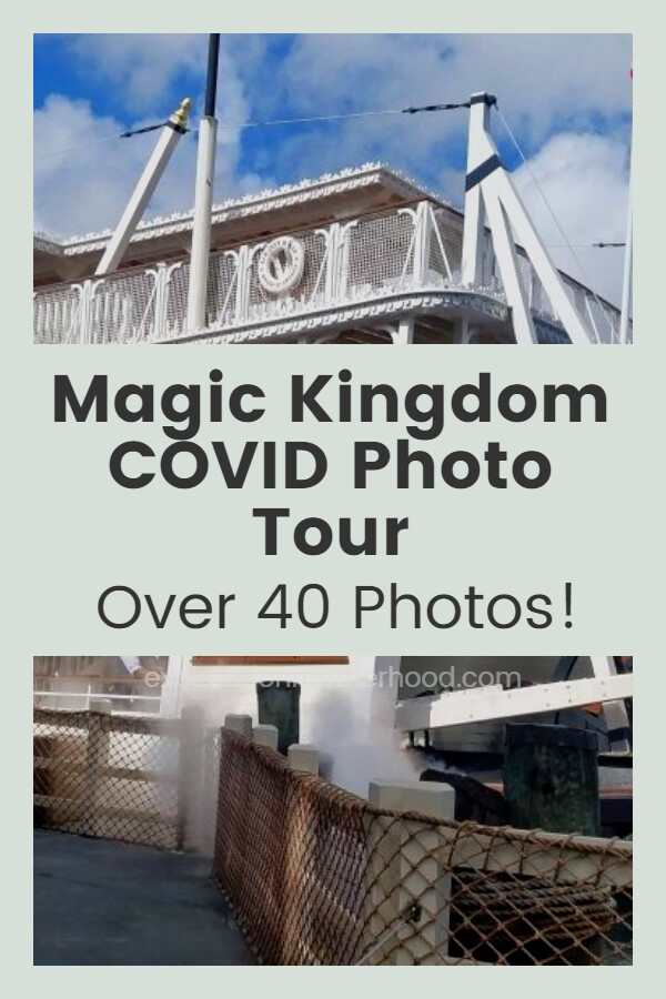 Magic Kindom Coronavirus Photo Tour (Over 40 Photos!)
