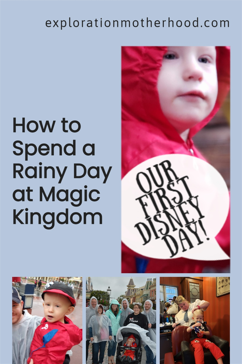 How to Spend a Rainy Day at Magic Kingdom