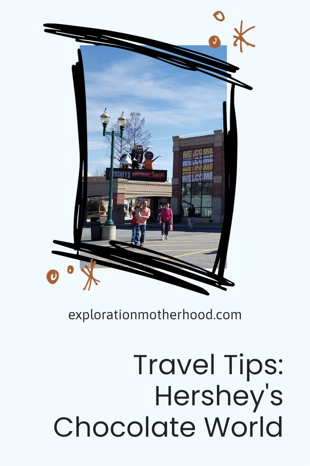 Everything You NEED TO KNOW about Hershey\'s Chocolate World in Hershey, PA